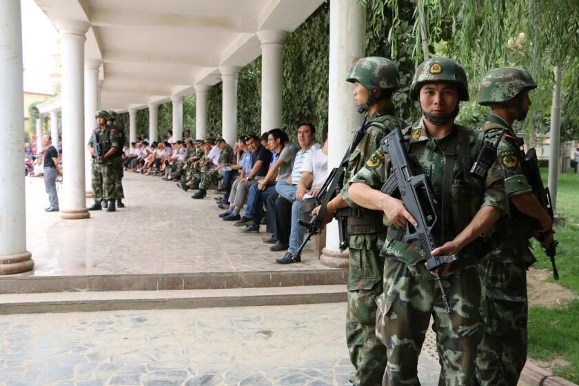 Unrest in Xinjiang