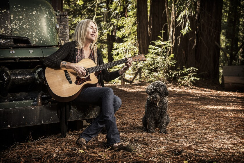 Pegi Young turned to songwriting to work through the upending of her world in 2014 when her husband of 36 years, rock star Neil Young, filed for divorce.