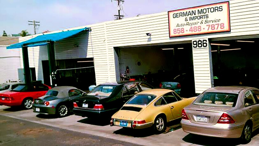 German Motors and Imports' services include everything from tune-ups to brake repair, diagnostics, and work on computer and electrical systems.