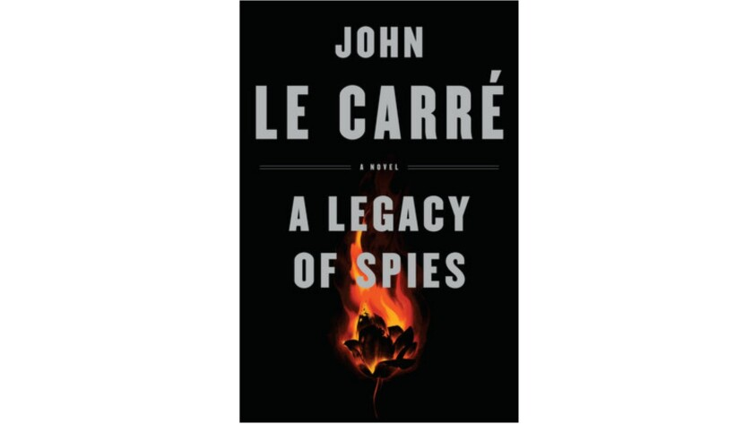 """""""A Legacy of Spies"""" by John le Carré"""