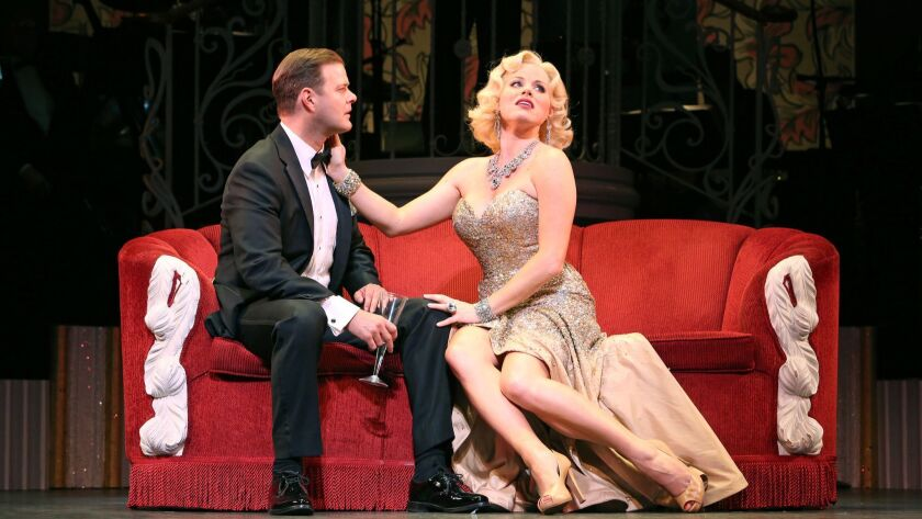 Gentlemen Prefer Blondes New York City Center