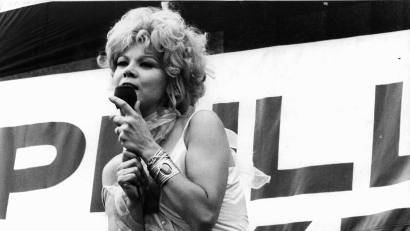 Barbara Harris In 'Nashville'
