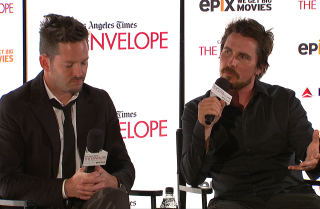 'Out of the Furnace' panel with moderator Mark Olsen