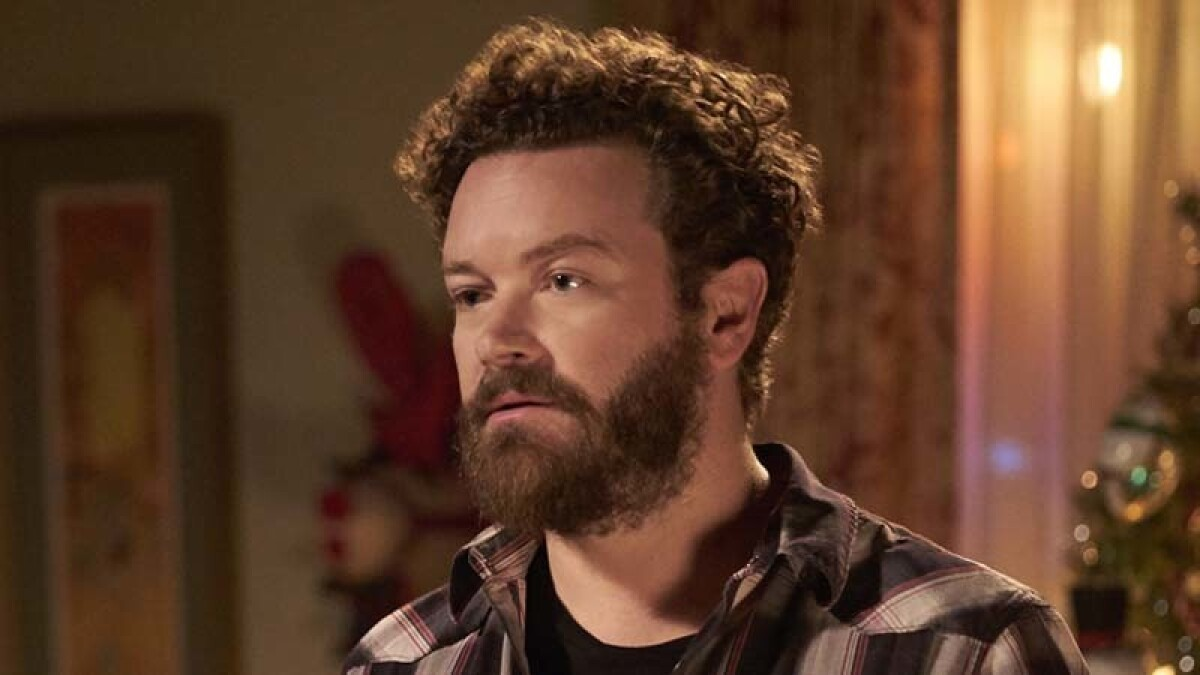 Actor Danny Masterson Charged In Three Rape Cases Los Angeles Times
