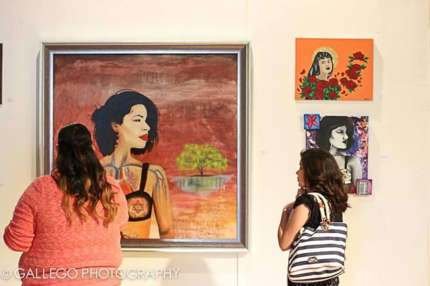 Selena Artwork