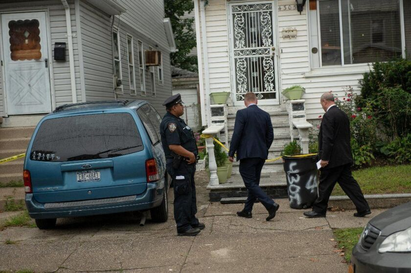 Sherod Watford was found dead inside a house on Avenue M in Brooklyn. Police have arrested a suspect in his murder.