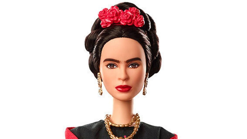 Mattel must cease commercializing its Frida Kahlo Barbie doll in Mexico after relatives of the late artist won a temporary injunction Friday.