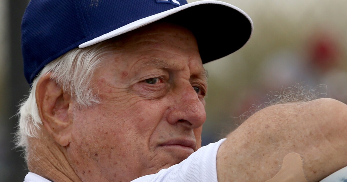 Dodgers Dugout: Tommy Lasorda was a great manager too