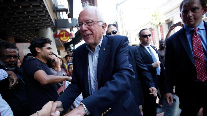 Foto de archivo. Bernie Sanders.