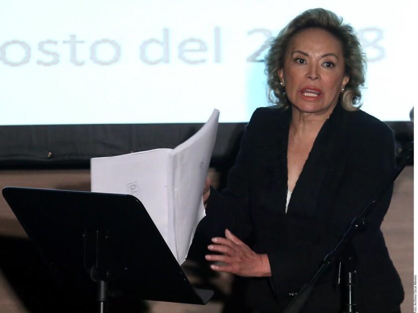 Elba Esther Gordillo