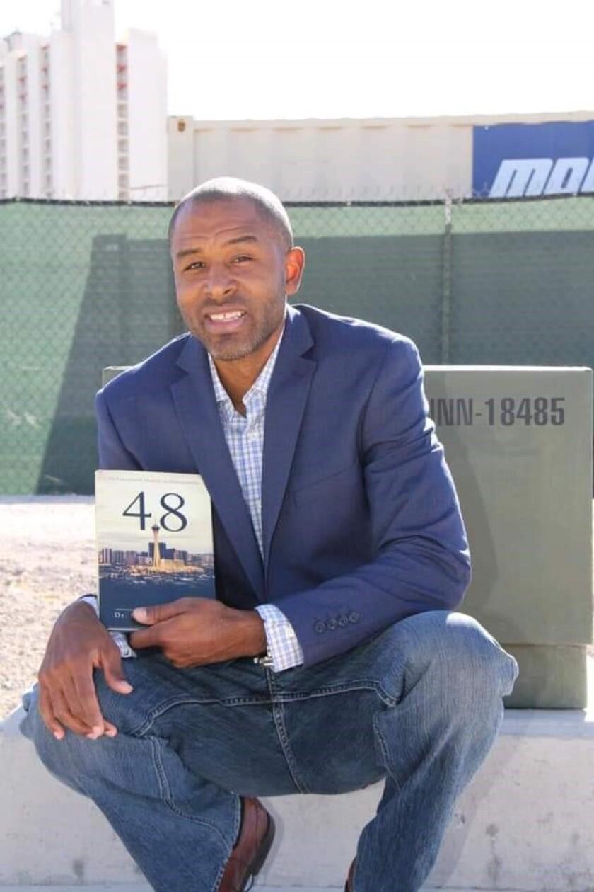 Mt. Carmel High School graduate and author Sheldon Jacobs.
