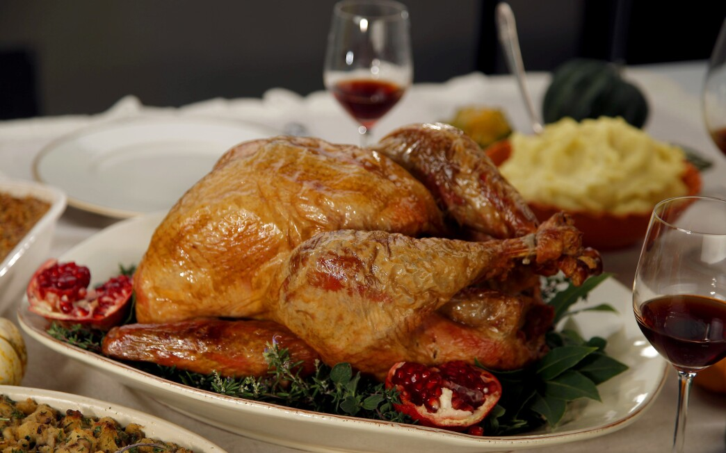 Easy Thanksgiving Turkey Recipe Los Angeles Times