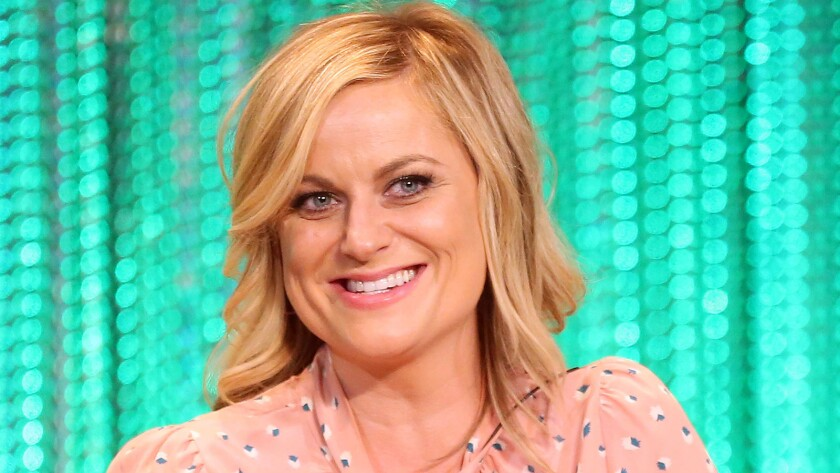 """Amy Poehler talks """"Parks and Recreation"""" on """"Behind the Story With the Paley Center."""""""