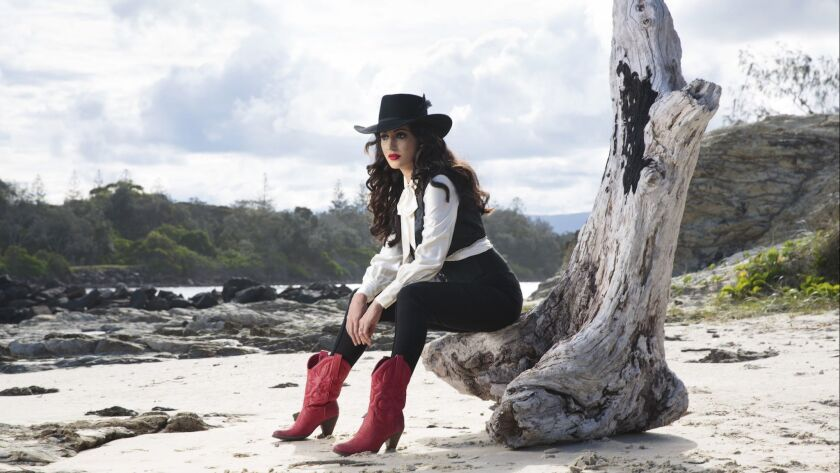 "Lindi Ortega is on tour to promote her new album, ""Liberty."" She performs Friday at San Diego's Soda Bar."