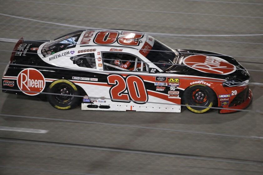 NASCAR Richmond Xfinity Auto Racing