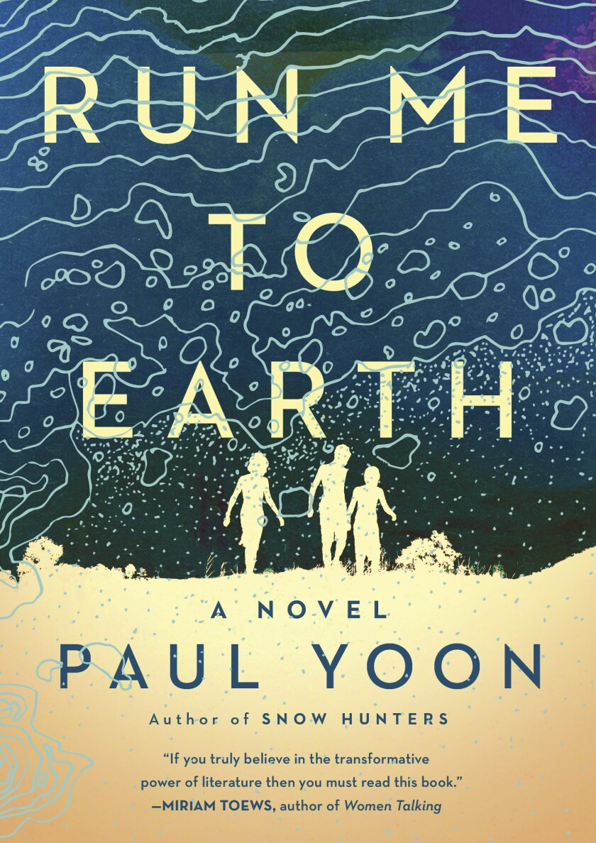 Book Review - Run Me To Earth