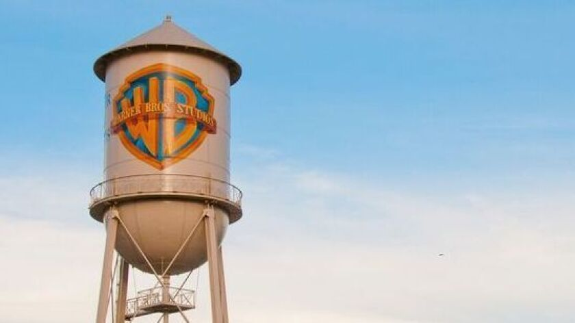 The iconic tower on the Warner Bros. Burbank lot.