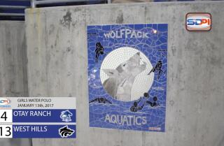Water Polo: Otay Ranch at West Hills