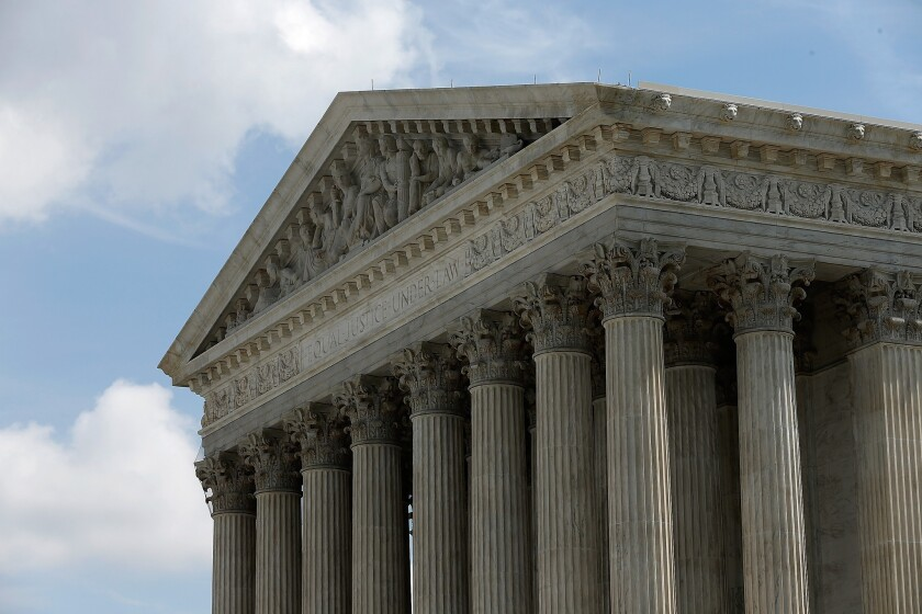 The U.S. Supreme Court has ruled that the streaming service Aereo was in violation of existing copyright law.