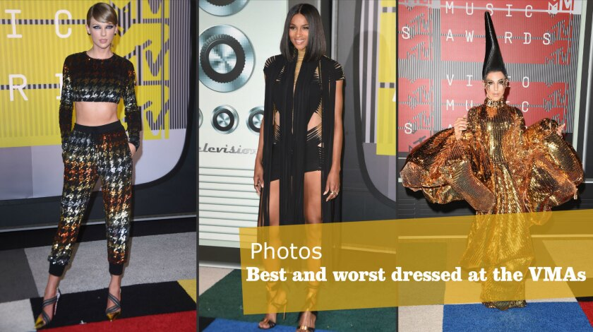 Best and worst dressed at the 2015 VMAs