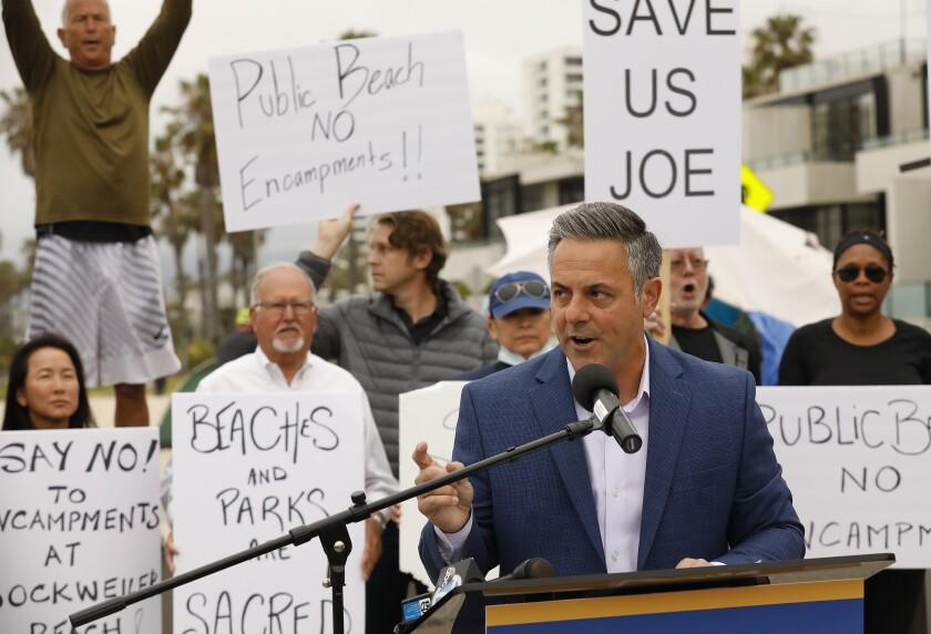 Los Angeles City Councilman Joe Buscaino