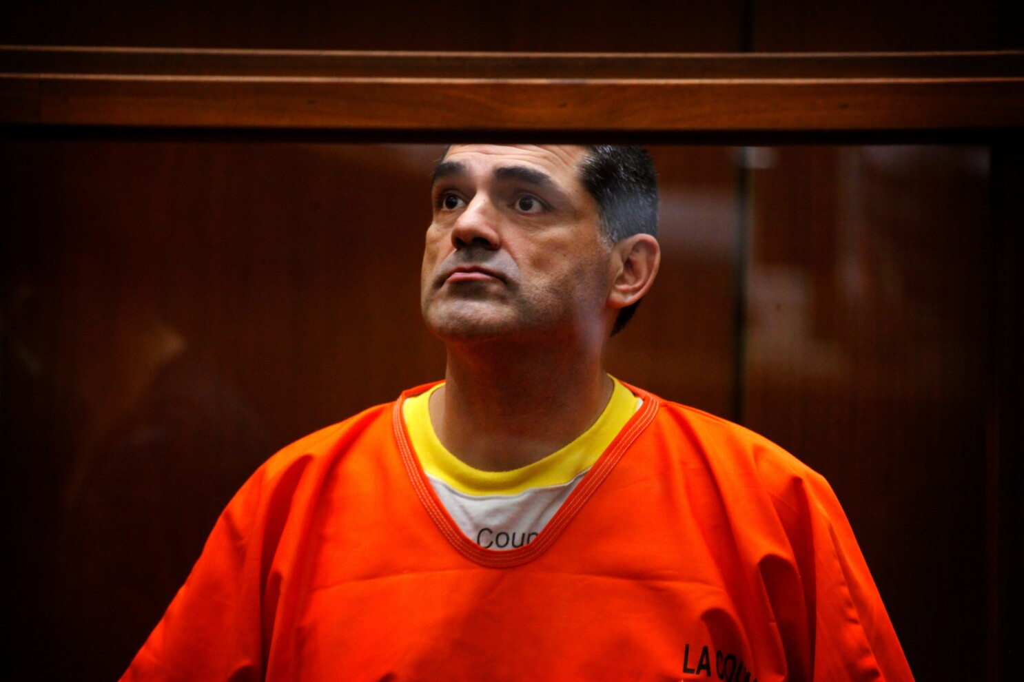 Four years after his arrest, former L A  County Assessor