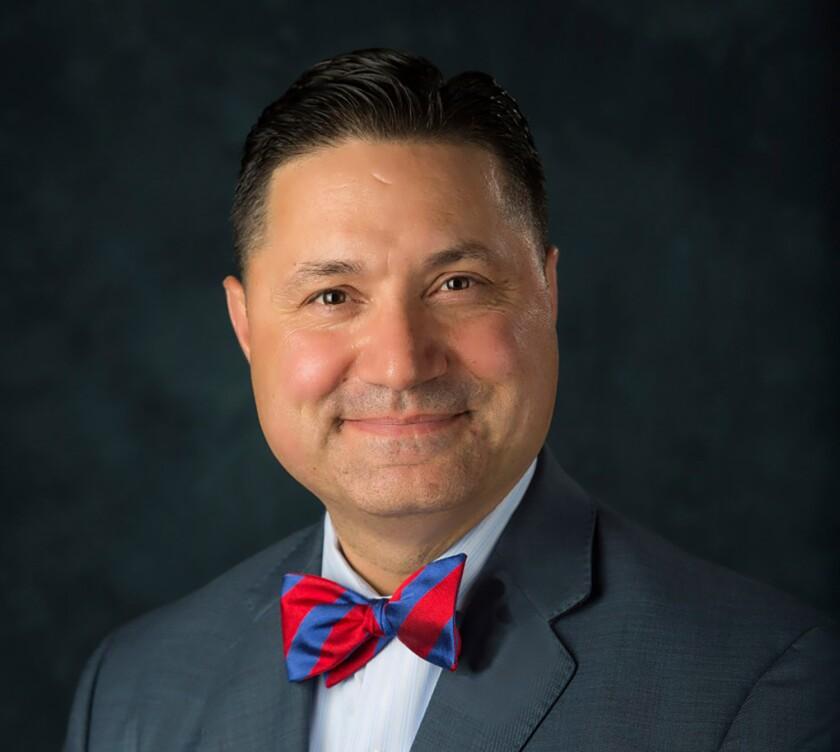 Juan Sanchez Munoz has been named new UC Merced chancellor.