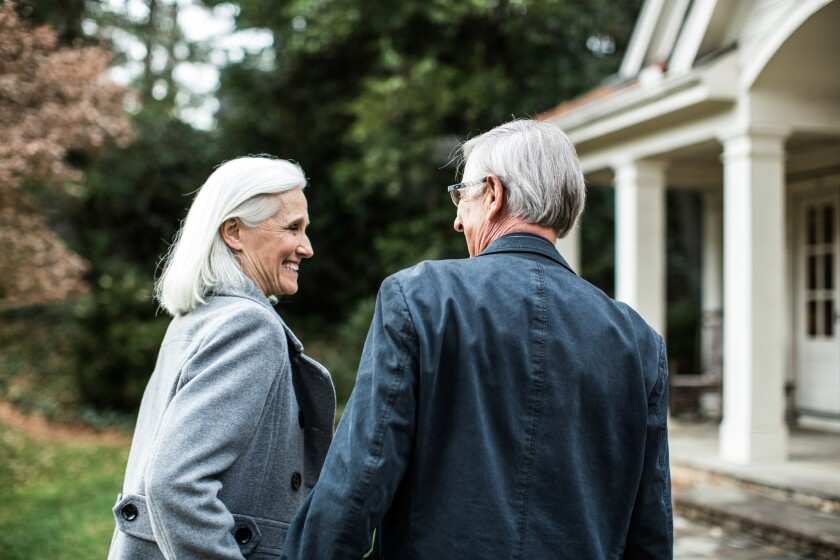 "A recent ""Retirement and Mortgages"" survey by American Financing, a national mortgage banker, found 44 percent of Americans age 60 to 70 have a mortgage when they retire, with as many as 17 percent saying they may never pay it off."