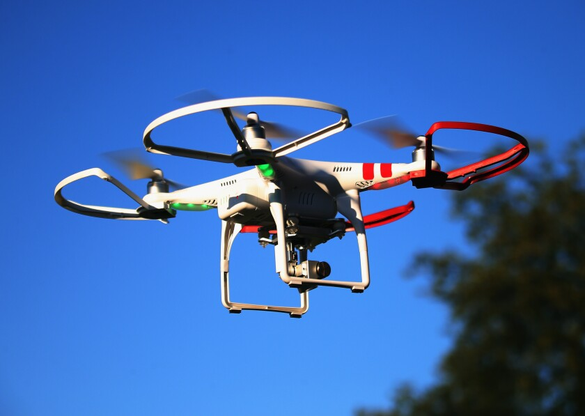 California's Bureau of Cannabis Control plans to ban pot delivery by drone.
