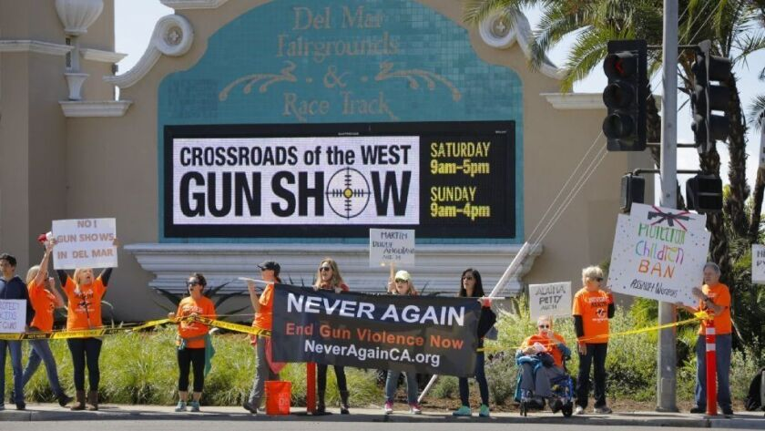 Push to ban gun shows has long, tangled history in
