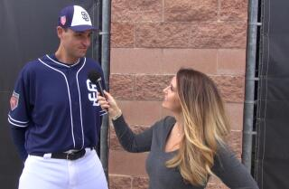 Catching up with Padres pitcher Chris Young