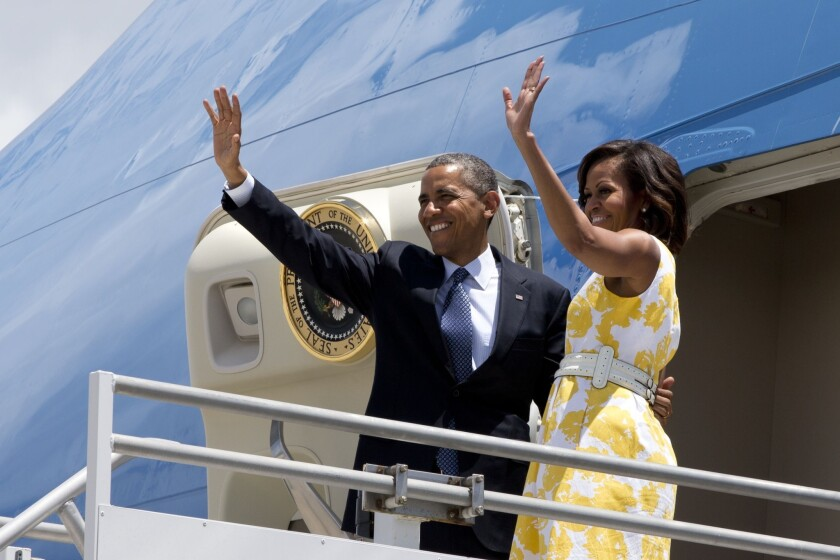 Barack and Michelle Obama will give virtual commencement speeches for the class of 2020.