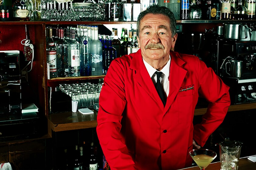 Miljenko 'Mike' Gotovac tended bar at the iconic West Hollywood restaurant Dan Tana's for more than 50 years.