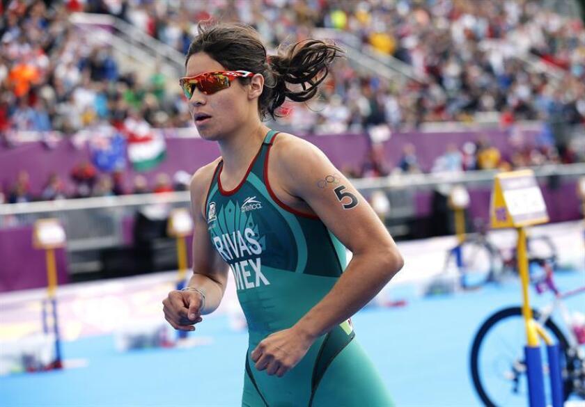 La mexicana Claudia Rivas. EFE/Archivo