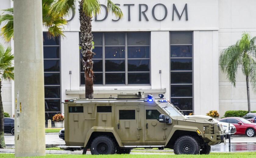 Florida Mall Lockdown