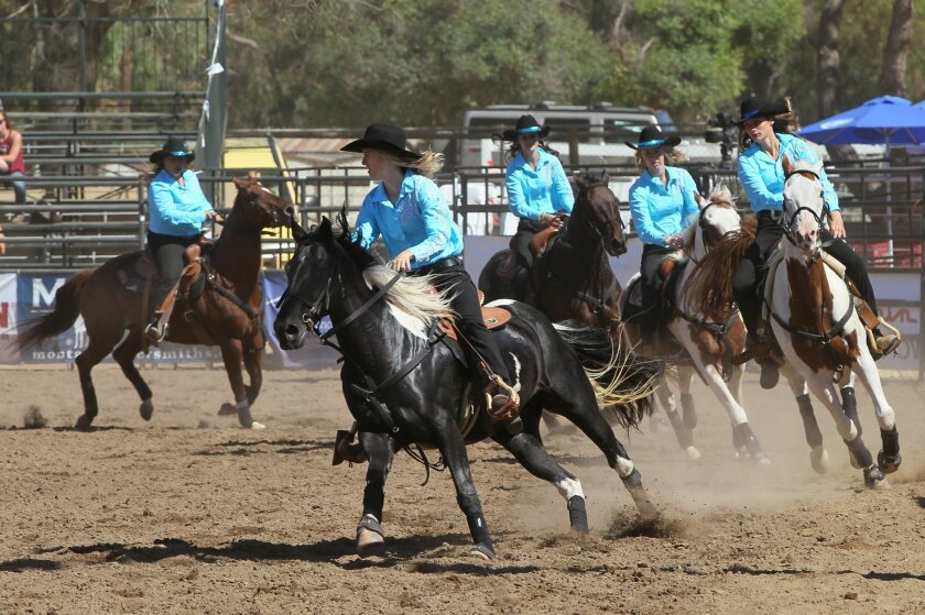 43rd annual Poway Rodeo