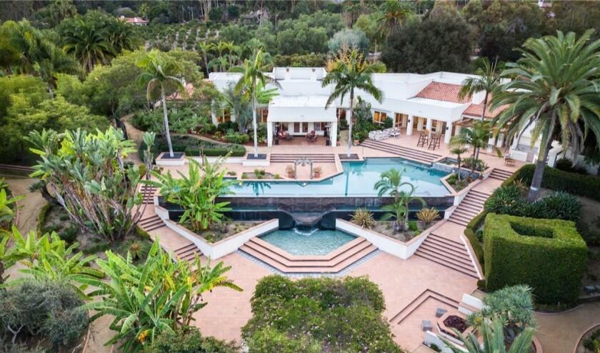 Glen Bell's Rancho Santa Fe estate
