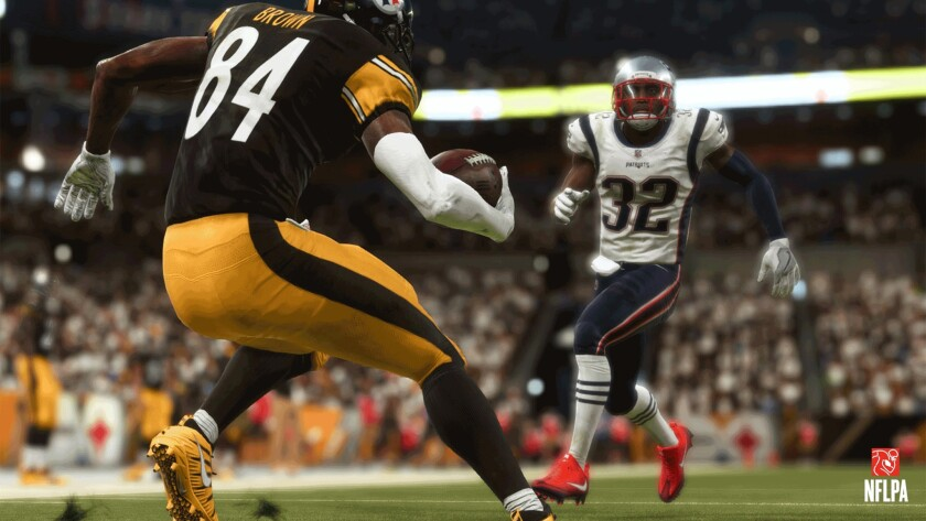 Game review: 'Madden NFL 19,' settling for a field goal