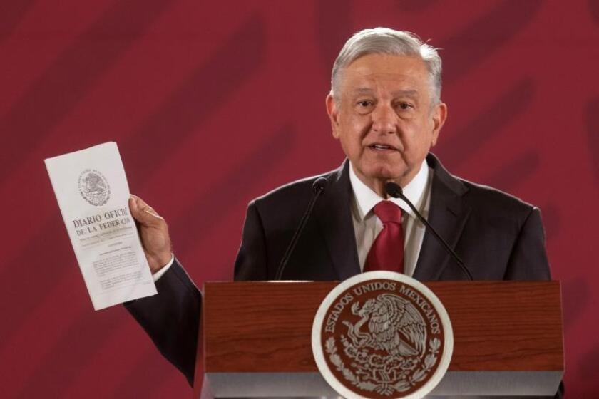 México anuncia búsqueda de los cuerpos de 65 mineros muertos en 2006