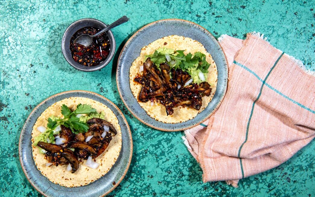 Tacos 1986 Tacos al Hongo