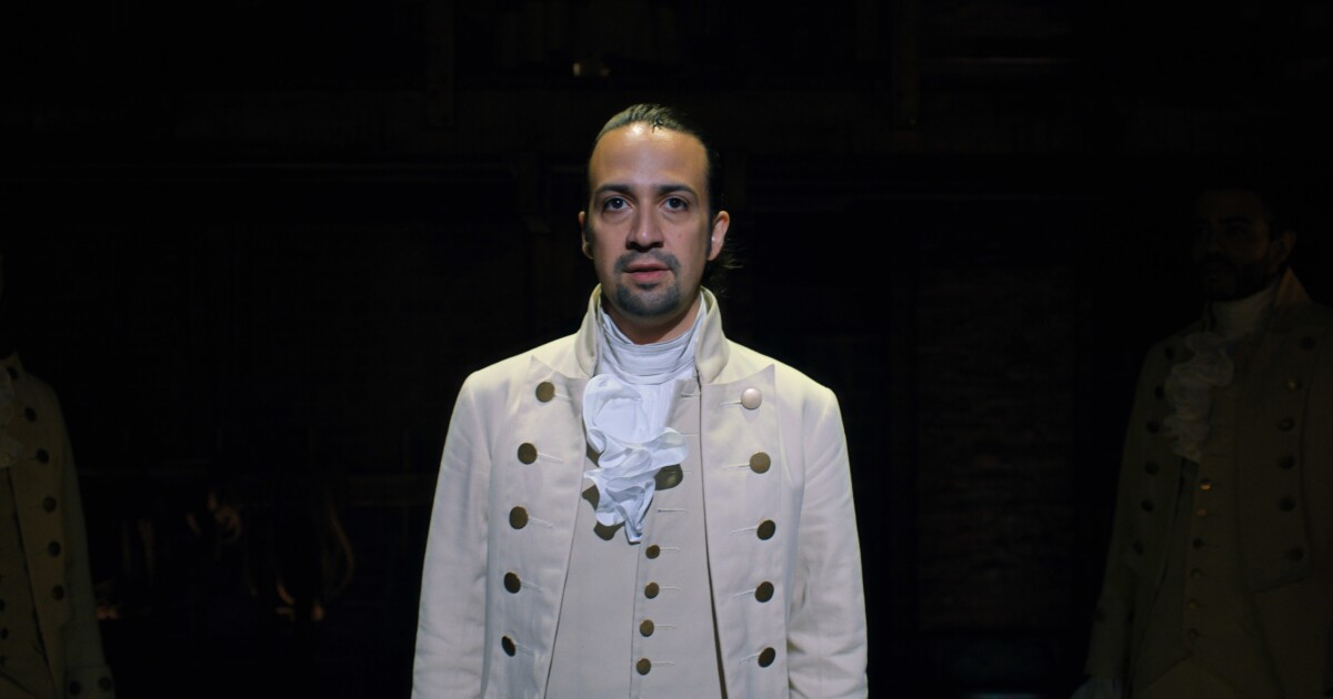Hamilton Movie Vs Stage What S Different On Disney Los Angeles Times