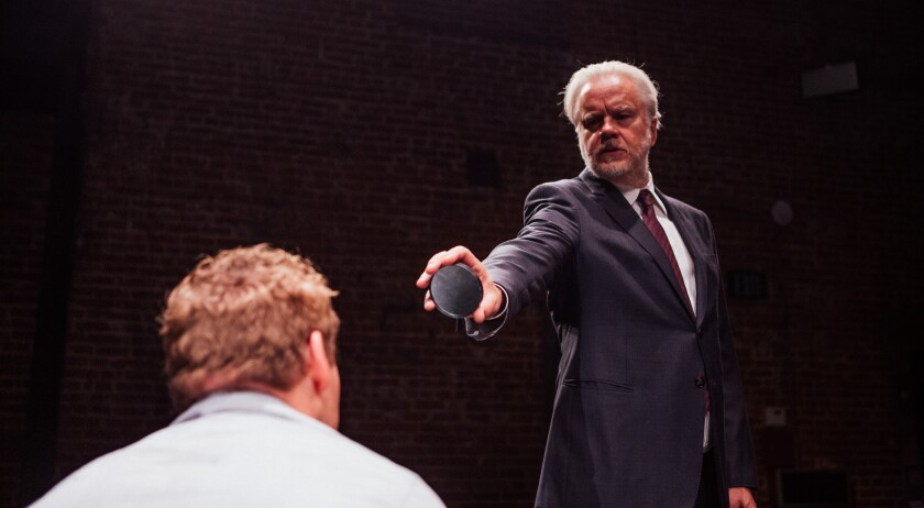Tim Robbins will play O'Brien in '1984,' his first stage performance in 14 years