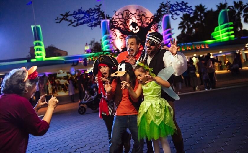 Disneyland anuncia su fiesta de Halloween