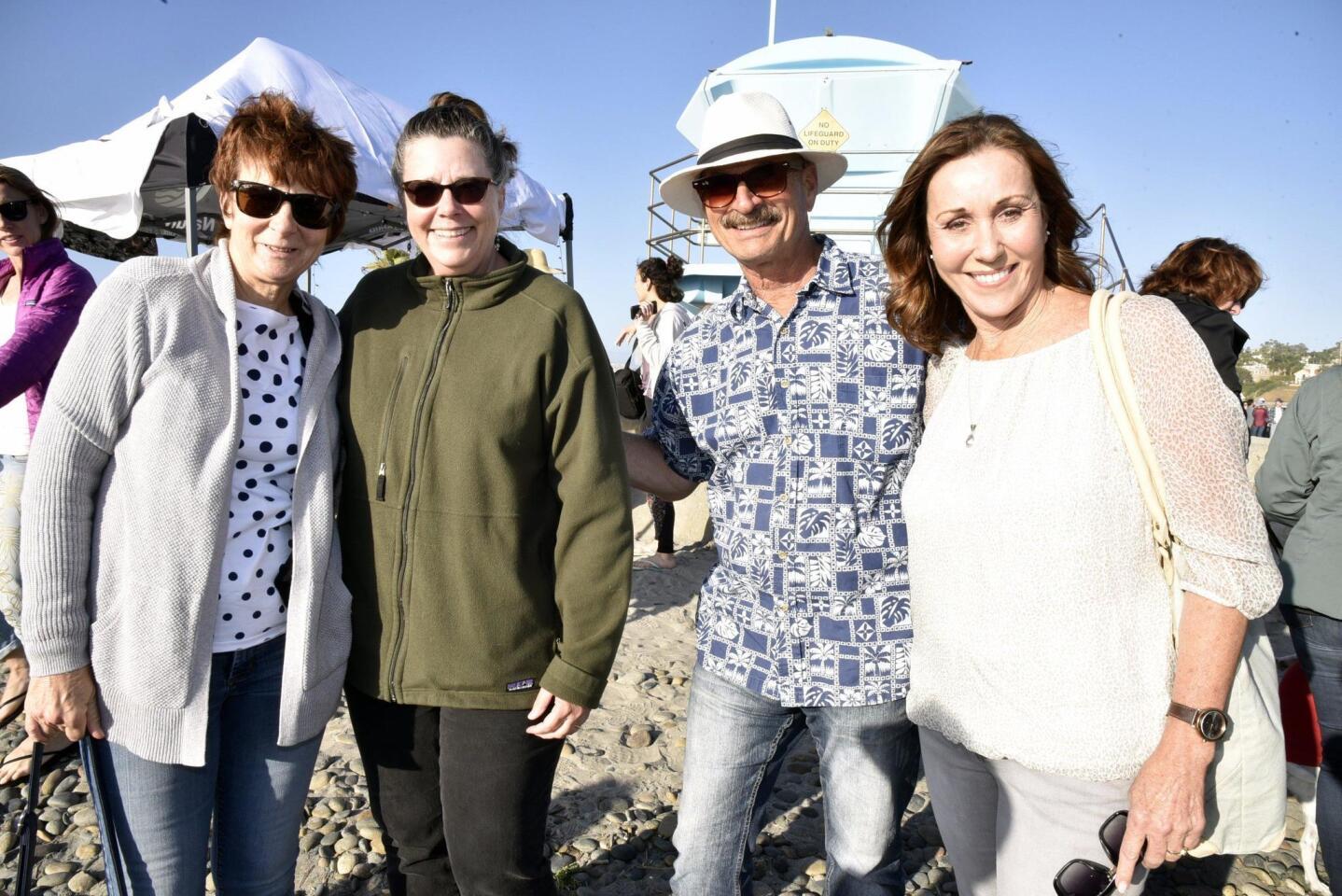 Beach Party unveils new name of San Elijo Lagoon Conservancy
