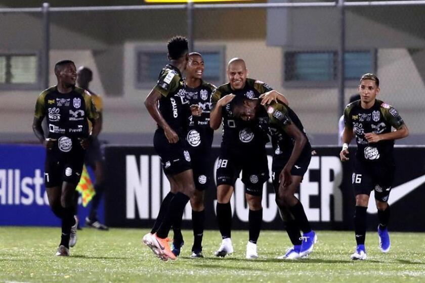 CAI y San Francisco mantienen su cerrada lucha por la cima del fútbol en Panamá