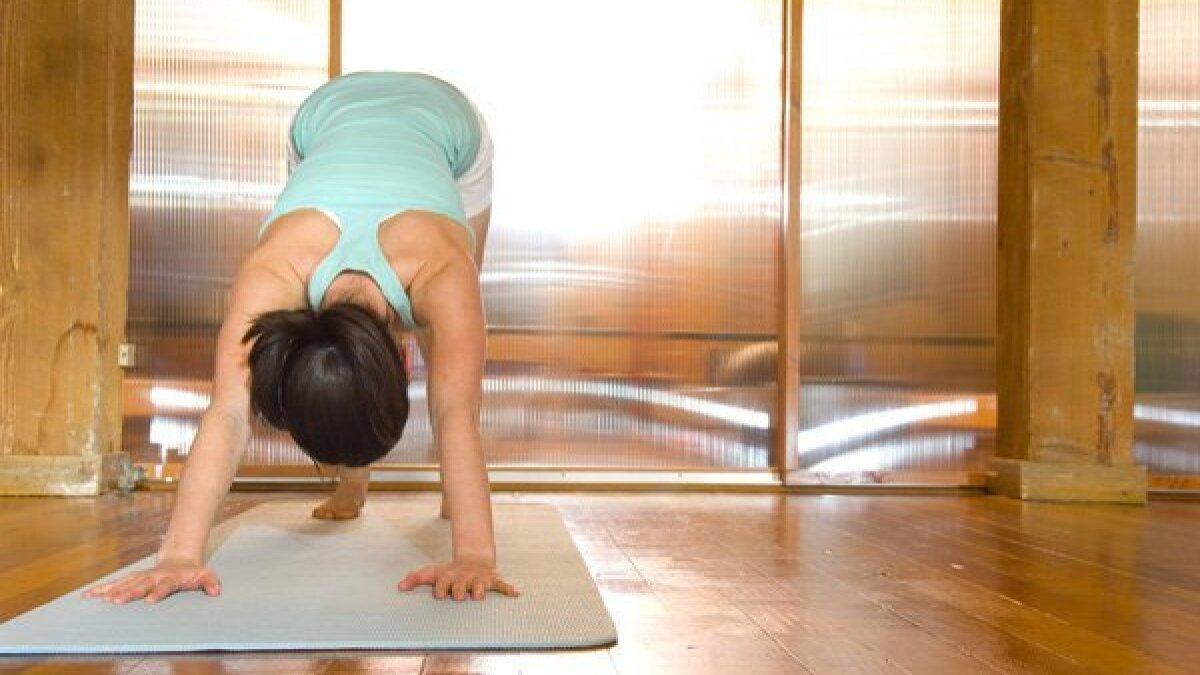 Warm Up With Hot Yoga The San Diego Union Tribune