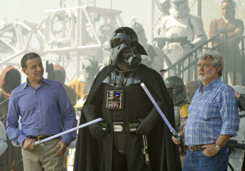 Disney-owned 'Star Wars': Not your mother's Chewbacca