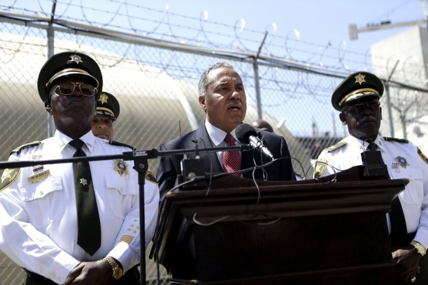 New Orleans asks judge to seize troubled prison from sheriff