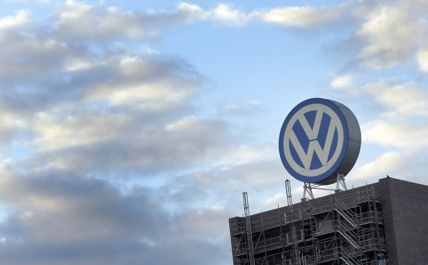 Volkswagen has been issued a second notice of violation of the Clean Air Act by the EPA.