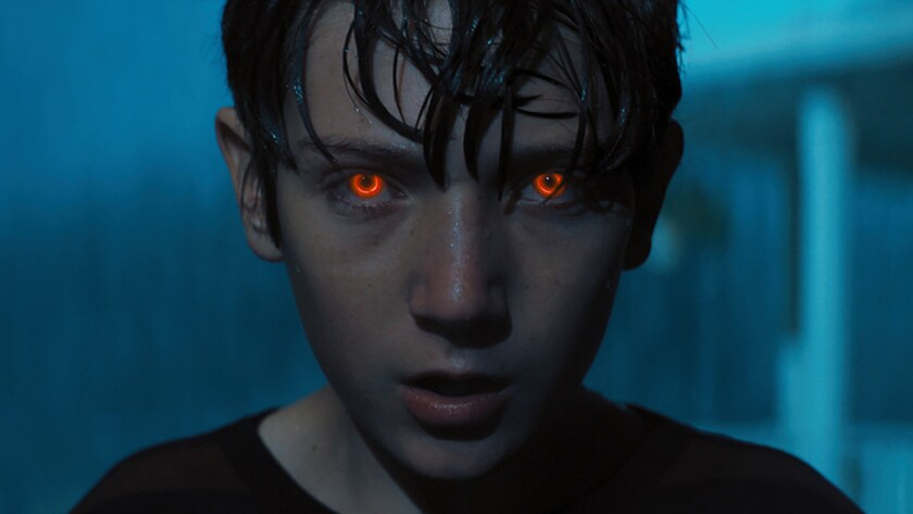 """In """"Brightburn,"""" Brandon (Jackson A. Dunn) is less like a young Man of Steel and more like a Man of Mayhem."""
